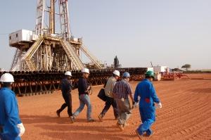 Uganda oil production
